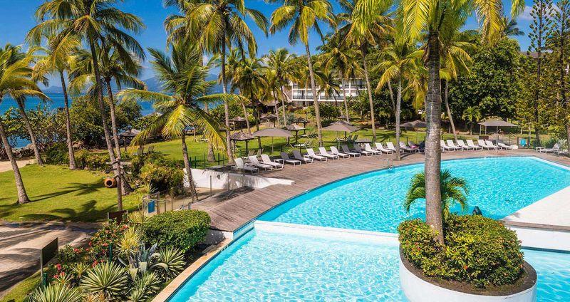 Hotel spa Créole Beach